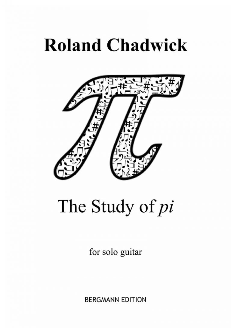 The Study of pi by Roland Chadwick