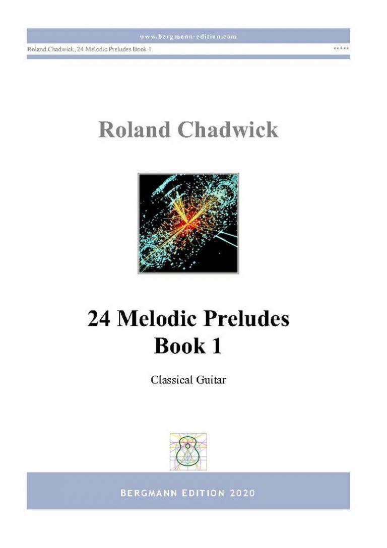 24 Melodic Preludes, Book 1