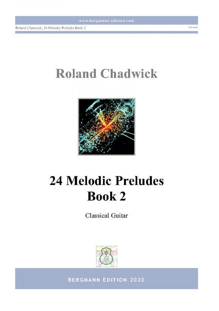 24 Melodic Preludes, Book 2