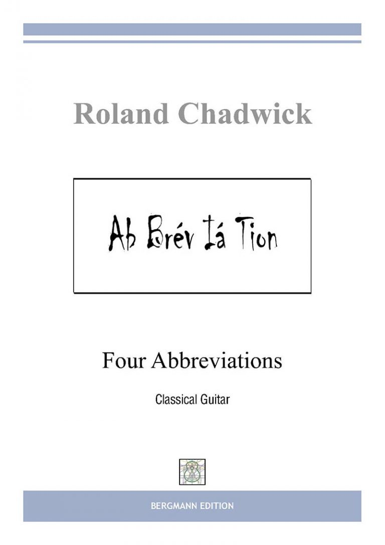 Four Abbreviations