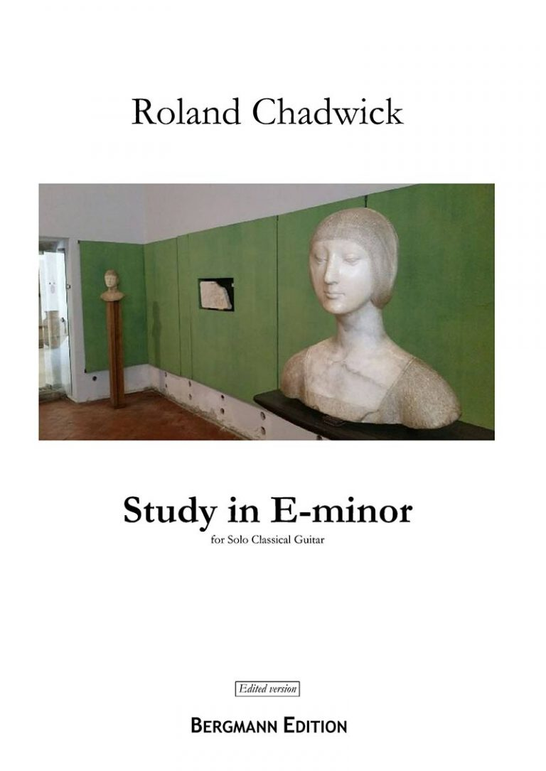 Study in E-minor