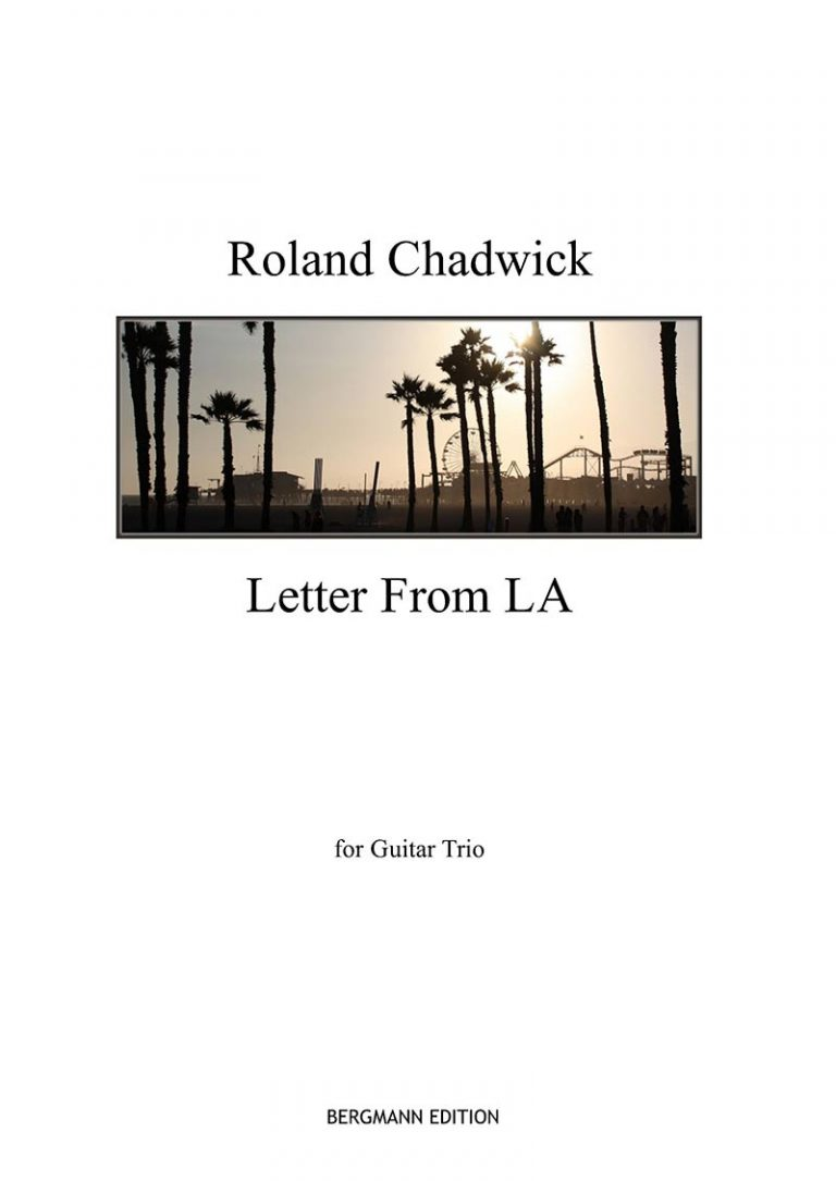 Letter From LA