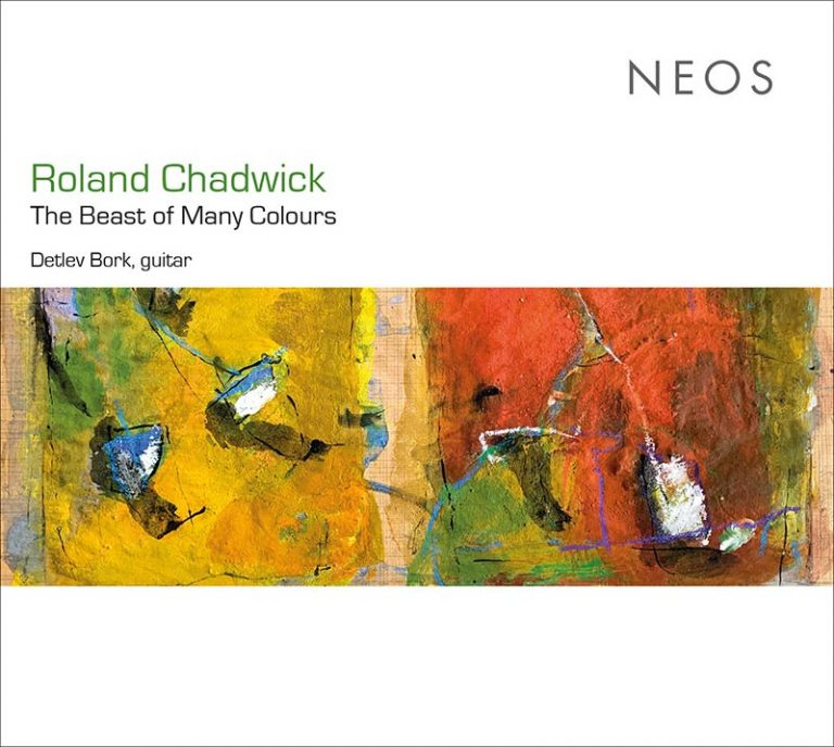 The Beast of Many Colours by Roland Chadwick