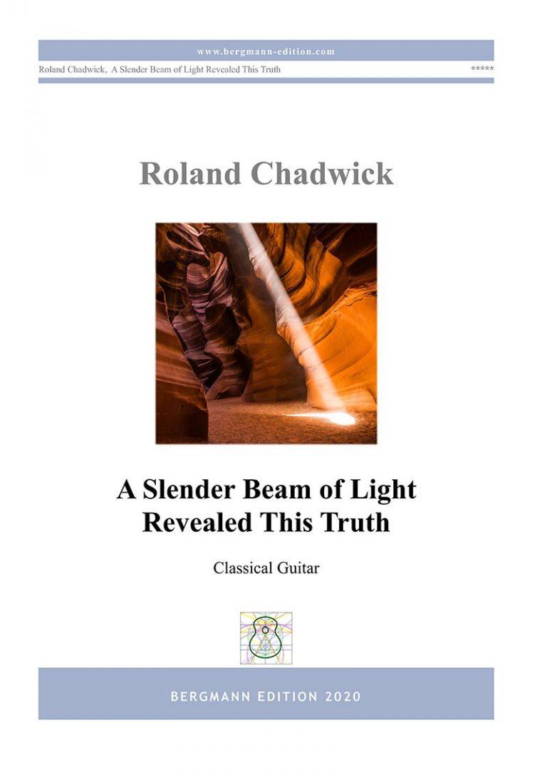 A Slender Beam of Light Revealed This Truth