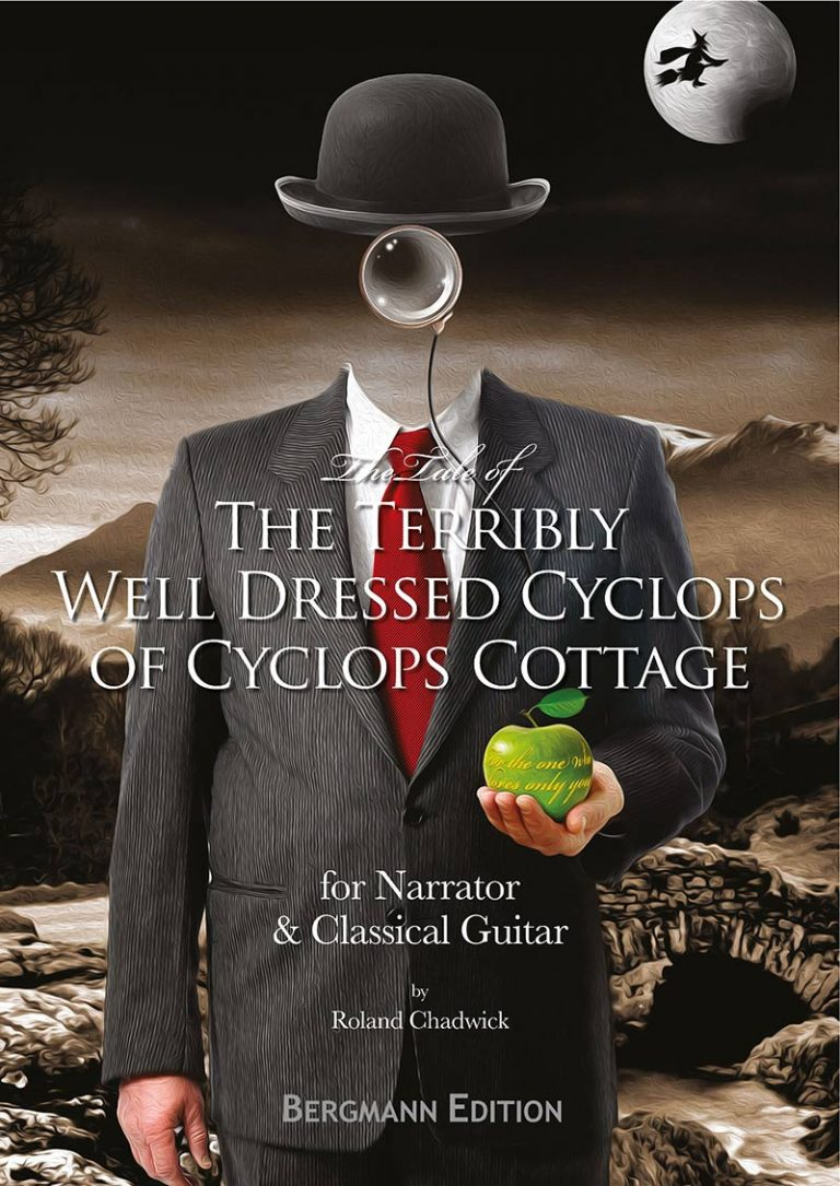 The Terribly Well Dressed Cyclops of Cyclops Cottage